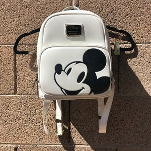Disney X Loungefly Mickey Mouse Mini Backpack
